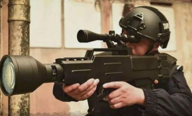 Экспериментальное оружие России