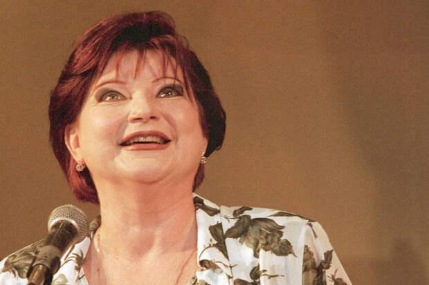 Степаненко призналась влюбви известному юмористу