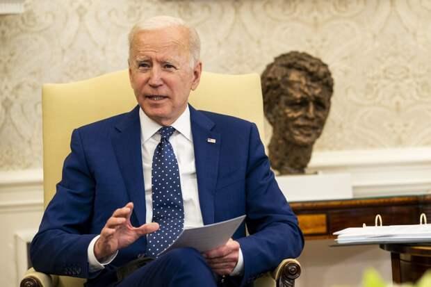Сенат США провозгласил «смертный приговор» Джо Байдену