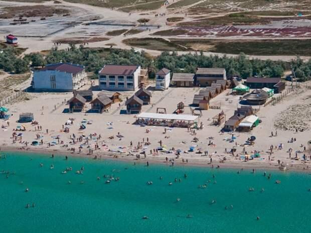 В Крыму коттеджный поселок уйдет в «зыбучие пески»