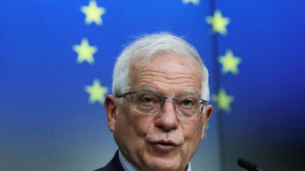 Боррель заявил о нарастающей напряженности в отношениях ЕС и России
