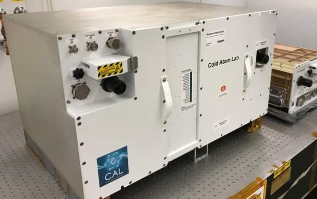 Астронавты впервые в истории получили в космосе пятое состояние материи