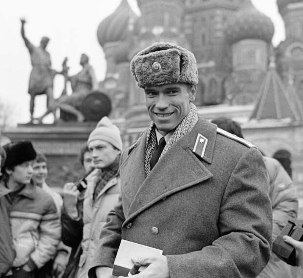 Иностранные звезды, посещавшие Советский Союз (ФОТО)