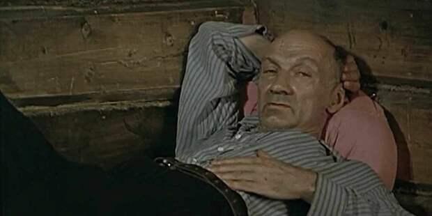 Как приезд местных к Папанову чуть не сорвал съёмки «Холодного лета 53-го»