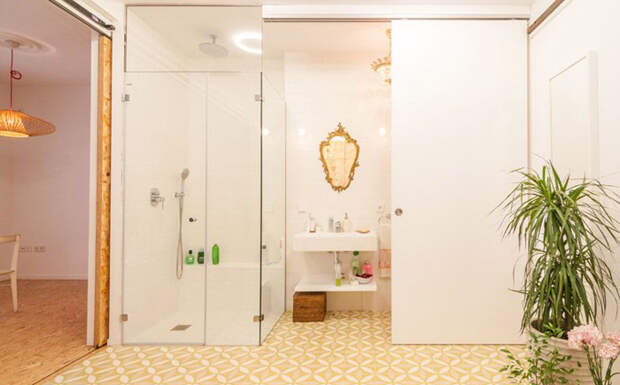 Раздвижные панели – новое решение для малогабаритных квартир