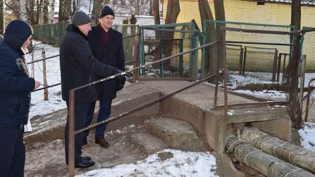 Председатель ижевской Гордумы включился в личный контроль чиновников за чисткой улиц