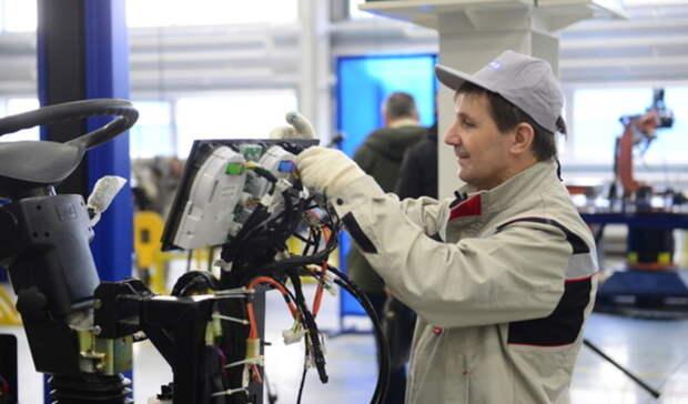 ВТюменской области сянваря помарт индекс промышленного производства вырос на7,8%