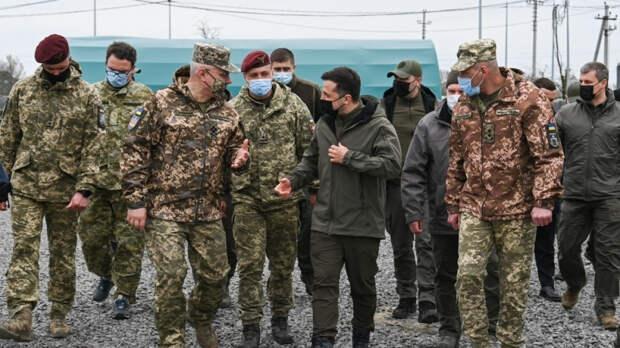 Власти Украины решили создать новый вид войск