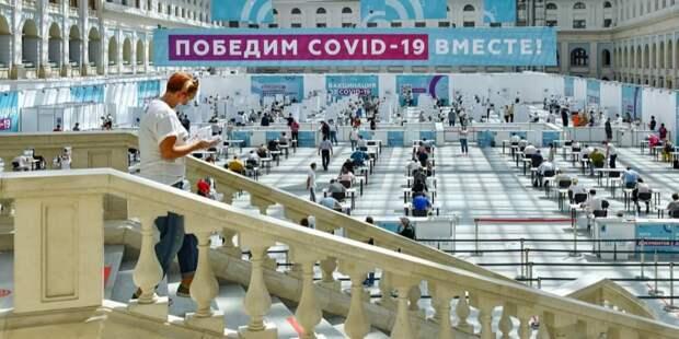 Московские врачи считают критически важной вакцинацию пациентов с онкологией. Фото: Ю. Иванко mos.ru