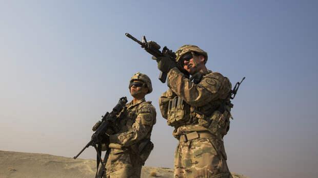 Аналитик оценил намерение Трампа оставить 8600 военных в Афганистане