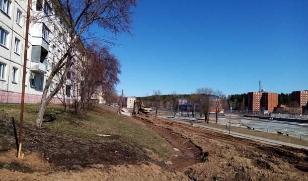 В Воткинске затопило подвал многоквартирного дома