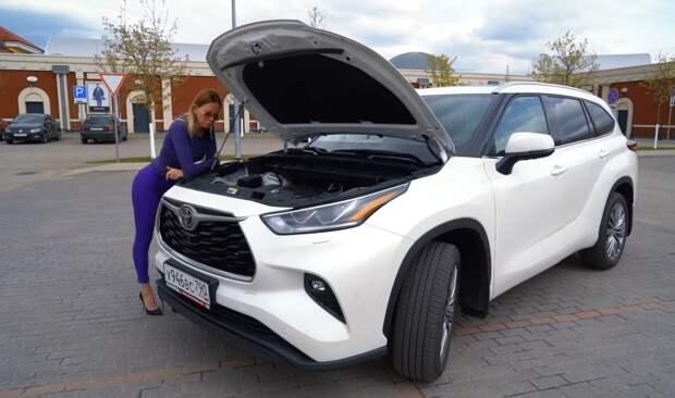 Новый Toyota Highlander. Развод дилеров и провал продаж