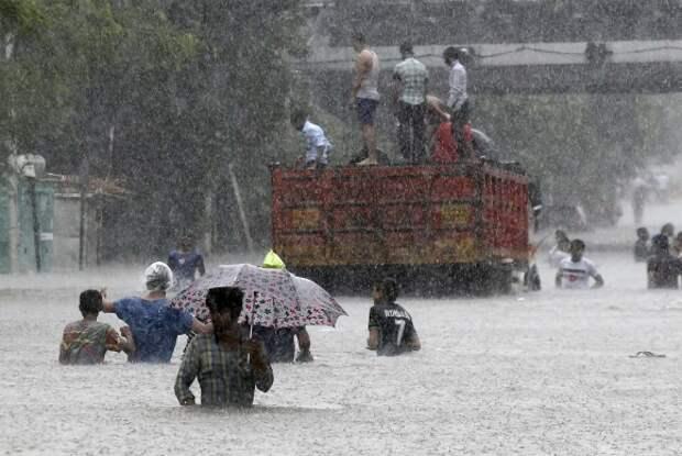Новое исследование: в некоторых районах Азии земля станет суше