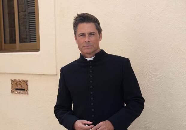 Роб Лоу готов вернуться в сериал «Западное крыло»