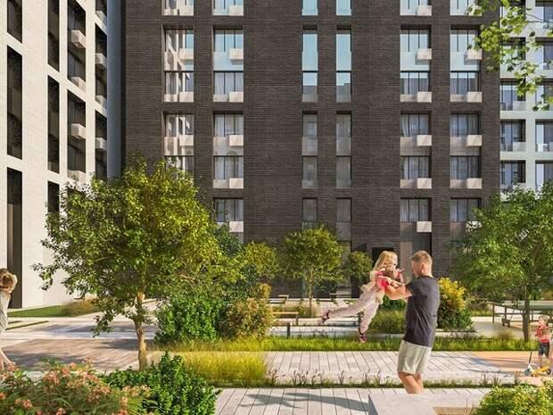 Дом на 274 квартиры построят на Бауманской улице