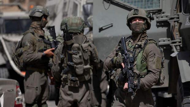 Армия Израиля атаковала объект военной разведки ХАМАС