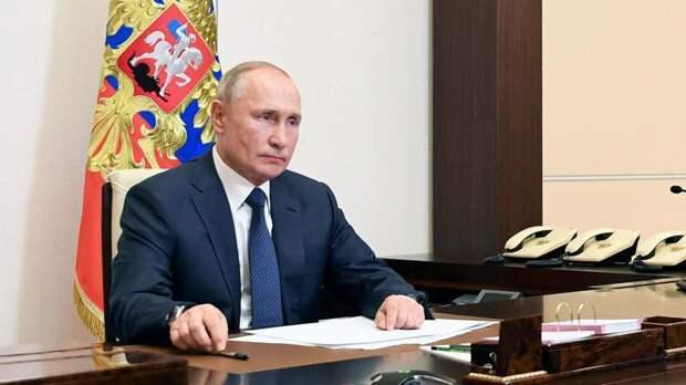 Владимир Путин подписал указ о работе миротворцев в Карабахе