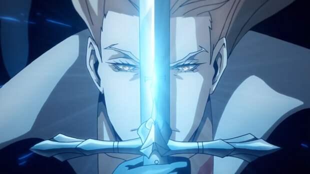 Последний сезон анимационного сериала Castlevania вышел на Netflix