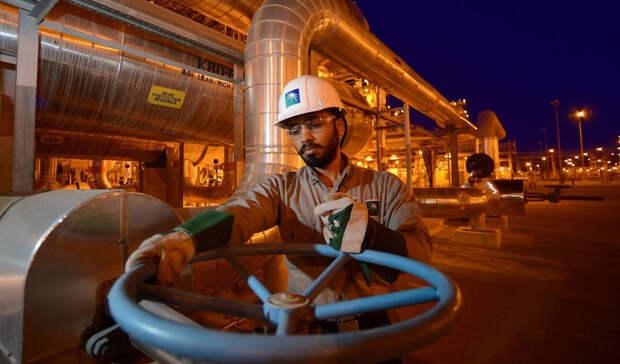 Saudi Aramco увеличила чистую прибыль на30%