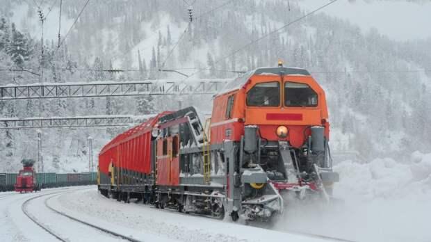 Зима и холод не помеха: поезда России дали пример Европе
