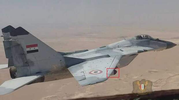 Россия передала Сирии мощнейшие на Ближнем Востоке истребители