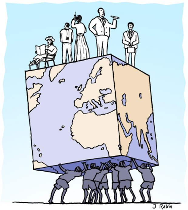 Демократия - миф или реальность?