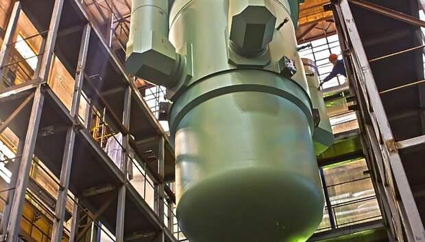 «ЗиО‑Подольск» изготавливает реакторную установку для атомного ледокола