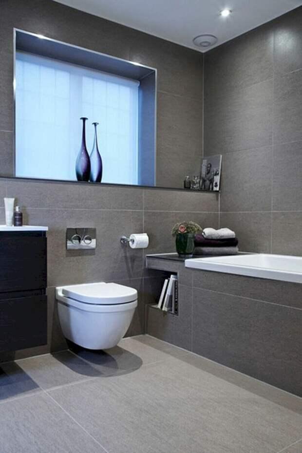 Топ красивых идей дизайна ванной комнаты,душевых.