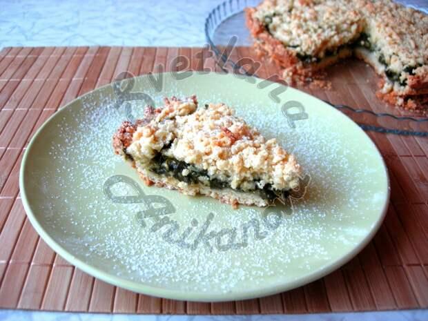 Щавелевый пирог. Очень вкусный и простой рецепт приготовления