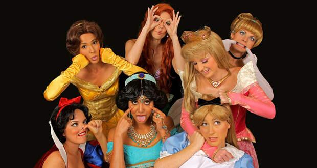 10 диснеевских принцесс с серьезными психическими расстройствами