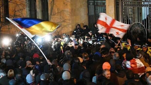 Эксперт: Украина может помешать планам Грузии по евроинтеграции