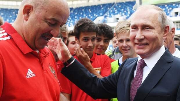 Экс-капитан «Амкара»: «Если Путин захочет, Черчесов останется. Против Путина и Пескова никто не может пойти»