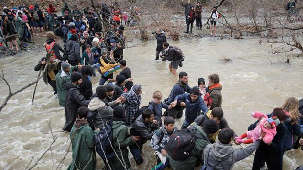 В Греции на 2020 год спрогнозировали миграционную катастрофу