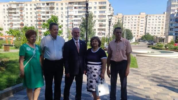 Общественники Белгородской области обратились к депутату Госдумы Журавлеву
