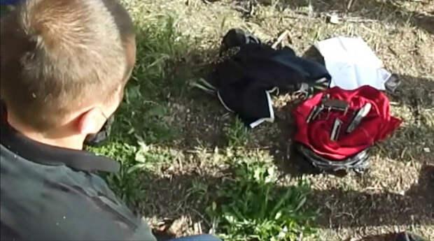 Крымчанина задержали за незаконное хранение оружия