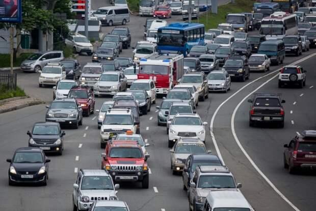 """""""Ждите пробки в 10 баллов"""": в самом оживленном районе меняют схему движения"""
