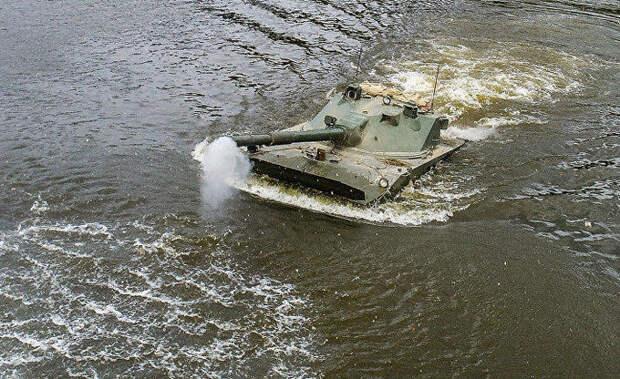 The National Interest (США): «Спрут-СД» — большая российская плавающая противотанковая пушка