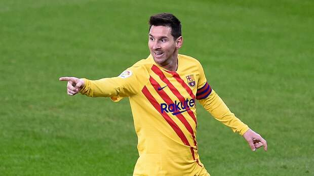 Месси вышел на 1-е место в истории «Барселоны» по числу матчей в Кубке Испании