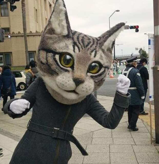 Креативные костюмы на Хеллоуин (трафик)