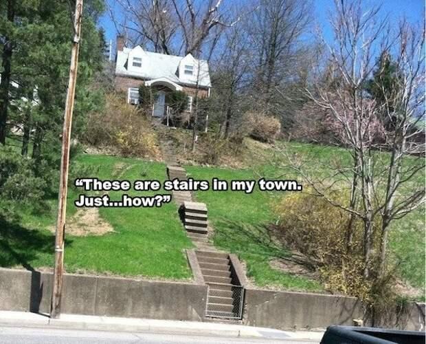 """2. """"Лестница в моем городе. Просто... как?"""""""