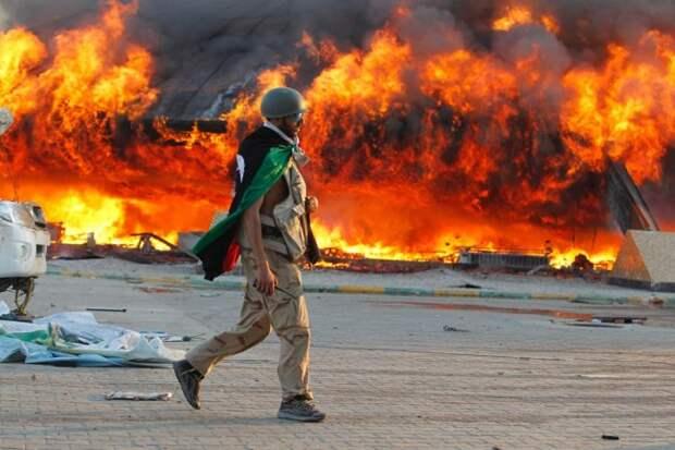 Эксперты склепали фейковый доклад для ООН, чтобы разжечь в Ливии пожар войны ливия, оон, россия