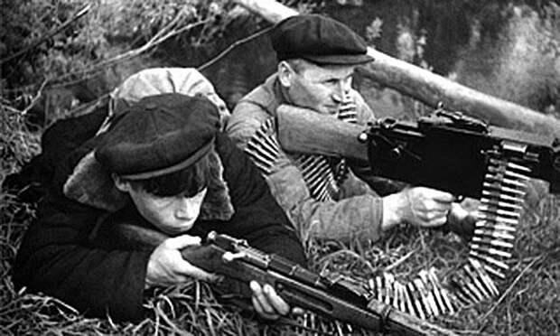 Как советские партизаны мстили пленным немцам и полицаям