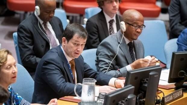 """Дипломат Полянский назвал""""ярмаркой лицемерия"""" встречу по Донбассу в ООН"""