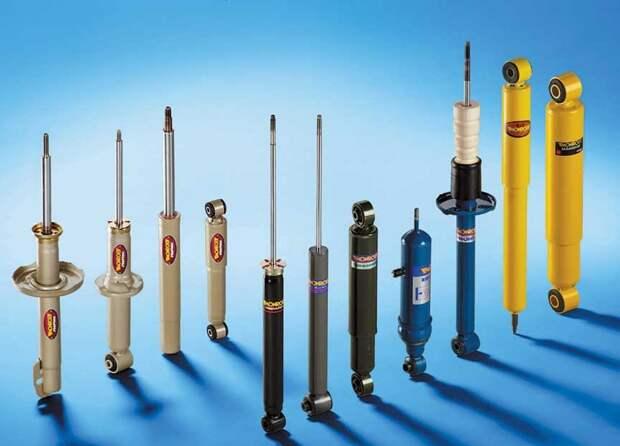 Какие амортизаторы лучше (надежнее): газовые, масляные или газомаслянные