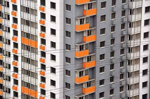 Больше половины россиян не хотят жить в домах выше 12 этажей