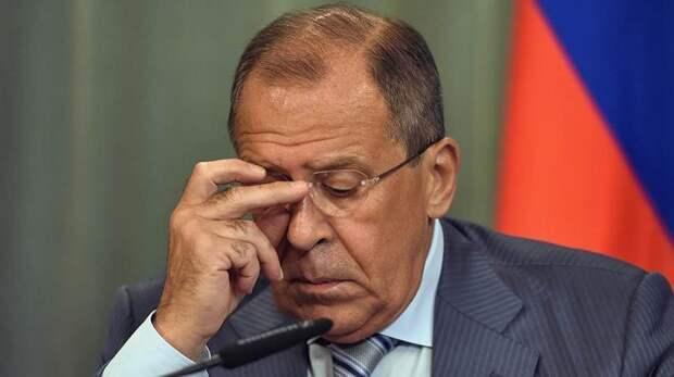 Сергей Лавров предупредил о возможности прекращения диалога с лидерами ЕС, пока те не поумнеют