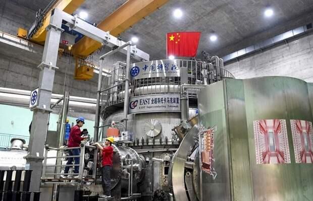 Китайское «искусственное солнце» установило новый рекорд