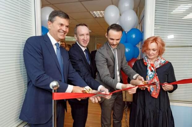 В МГУПП на улице Врубеля открылся центр оценки компетенций