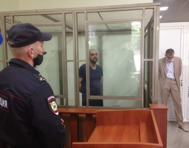 Кавказец-убийца из севастопольского бара получил 15 лет строгого режима