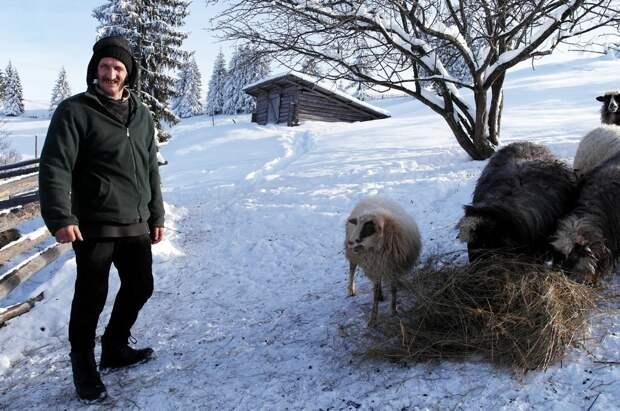 В гостях у гуцулов: усадьба украинских горцев